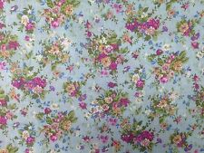 100% COTTON VOILE PRINT FABRIC