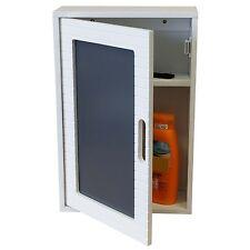 Wandschrank Badezimmerschrank Hängeschrank für Bad Flur Schränkchen 48x32x13cm
