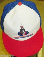OREGON SAW CHAIN 80s Vintage Snapback hat (Mesh Sides & Back) New! Chain Saw
