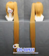 vocaloid Akita Neru Cosplay wig costume 100CM 1 Clip 052A