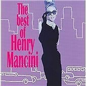 The best of Henry Mancini Original 24 track CD 1997 Pink Panther, Moonriver