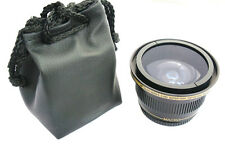 Super Ultra HD Panoramic Fisheye Lens For Sony HDR-CX900 FDR-AX100