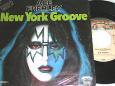"7"" - Ace Frehley (KISS) New York Groove & Snow Blind - 1978 # 5164"
