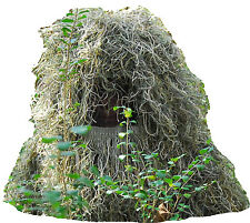 Ghillie Hood, Boonie hat, Woodland color, adjustable size, FREE SHIPPING!!