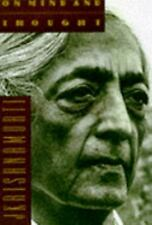 On Mind and Thought, J. Krishnamurti, Acceptable Book