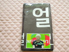 Super Junior M Eunhyuk Photo Cheering Towel Slogan Goods Super Show Lee Hyuk Jae