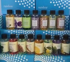 Complete Collection for Rainbow Vacuum & Rainmate 15X2oz. Fragrances Oils Scents