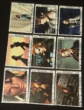 Final Fantasy 8 Rare Triple Triad Perfect Visual Cards: C55-C63. TCG Opus FF8 JP