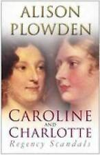 Plowden-Caroline And Charlotte  BOOK NEW