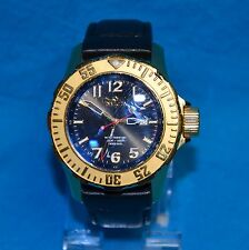 Invicta F0058 Swiss Made GMT Water Resistant 100M Mens Wristwatch Watch