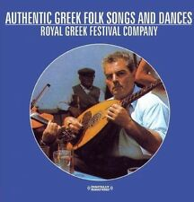 Royal Greek Festival - Authentic Greek Folk Songs and Dances [New CD] Man
