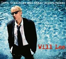 Lee,Will - Love,Gratitude & Other Distractions