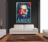 THE BIG LEBOWSKI Giant Wall Art Print Picture Poster