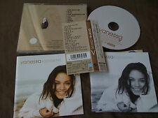 VANESSA HUDGENS / V /JAPAN LTD CD OBI 4 bonus tracks