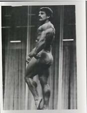 MIKE MENTZER Night Of The Champions Muscle Photo B+W
