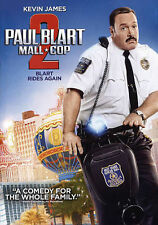 """""""Paul Blart: Mall Cop 2"""" (DVD, 2015) Family Comedy Kevin James"""