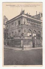 *** Paris Historique - Maison de François 1er Cours Reine 1826 *** SD - CPA 0671