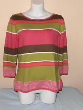 IZOD GOLF C- FLEX     SWEATER   LADIES  SIZE  MEDIUM