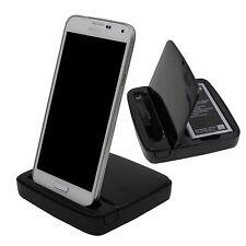 Samsung Galaxy s5 sm-g900f Dock estación de acoplamiento docking + batería de carga especializada, estación de carga