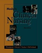 Mosby's Clinical Nursing-ExLibrary