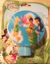 Disney Tinker Bell & Fairies night light Princess Fairies