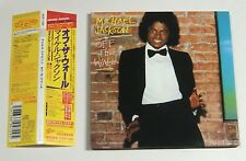 "Michael Jackson ""Off The Wall"" Japan CD MINI LP"