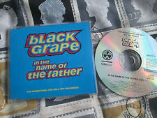 Black Grape In The Name Of The Father  Radioactive  WRAXTD19 Promo UK CD Single