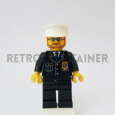 LEGO Minifigures - 1x cty097 - Policeman - Omino Minifig Police Cop Set 7744