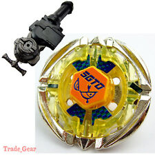 Flame SAGITTARIO Metal Fusion BEYBLADE Fight Masters BB-35+LR Launcher+GRIP