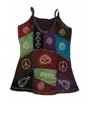 Women´s Top - Bohemian, Nepalese Clothing NEW  M