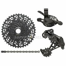 SRAM NX 1x11 Speed Groupset MTB Kit 4 piece , Trigger Shifter