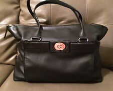 Kate Spade Hampton Road Theresa Large Leather Satchel Used Good Condition