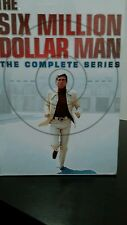 The Six Million Dollar Man: The Complete Series (DVD, 2015, 33-Disc Set)