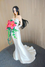 One Piece Boa Hancock WEDDING Ver Anime Manga Figuren Set H:23cm Super Sexy Neu