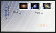 2009 Stargazing the Southern Skies FDC First Day Cover Stamps Australia