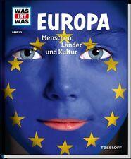 WAS IST WAS Band 113: EUROPA Menschen, Länder & Kultur, NEUAUFLAGE neues Design!