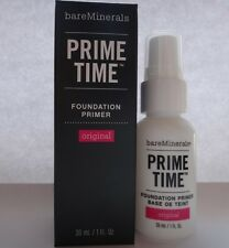 Bare Escentuals bare Minerals foundation original prime time primer New In Box