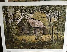 Natures Heirs Limited Edition Signed Print From Kentucky Artist Fred Thrasher