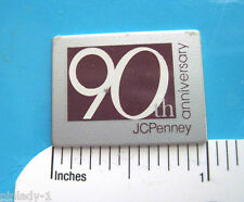 JC Penney 90th anniversary  - hat pin, lapel pin, tie tac , hatpin