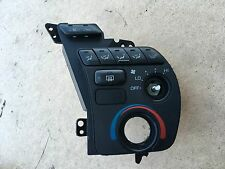 GENUINE TOYOTA CELICA ST185 GT4 HEATER / AIR CON SWITCHES / DIALS 1990 - 1998