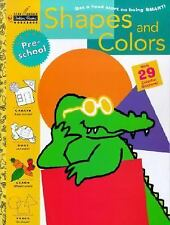 Step Ahead: Shapes and Colors by Susan J. Schneck (1999, Paperback, Workbook)