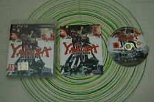 Yakuza dead souls ps3 pal