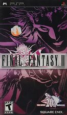 Final Fantasy II 2 [Sony Playstation Portable PSP, RPG, Square Enix] Brand NEW