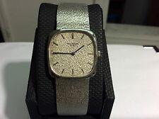 Vintage PATEK PHILIPPE Golden Ellipse Ref 3566-1 18K W/G Mens Dress Watch! Rare!