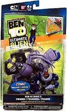 "Ben 10 Comic  Exclusive 4"" Action Figure 2-Pack Ultimate Spidermonkey & Vulkanus"