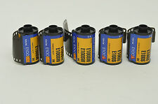 RARE 5 x Kodak E100 SW S Elitechrome EKtachrome lomo lomography film analog 35mm