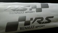 Stickers RS RENAULT Sport clio mégane twingo cup gt team tuning F1