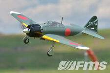 FMS 1100mm Zero Warbird RC Plane PNP No Radio