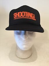 Shooting Times Magazine Promo Giveaway Black Baseball Hat Cap SnapBack Guns Ammo