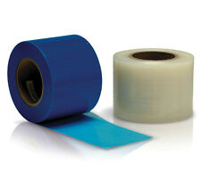 "Optimus Barrier Film 4""x 6"" x 1200 Sheet– Blue 6 rolls Dental or Tattoo"